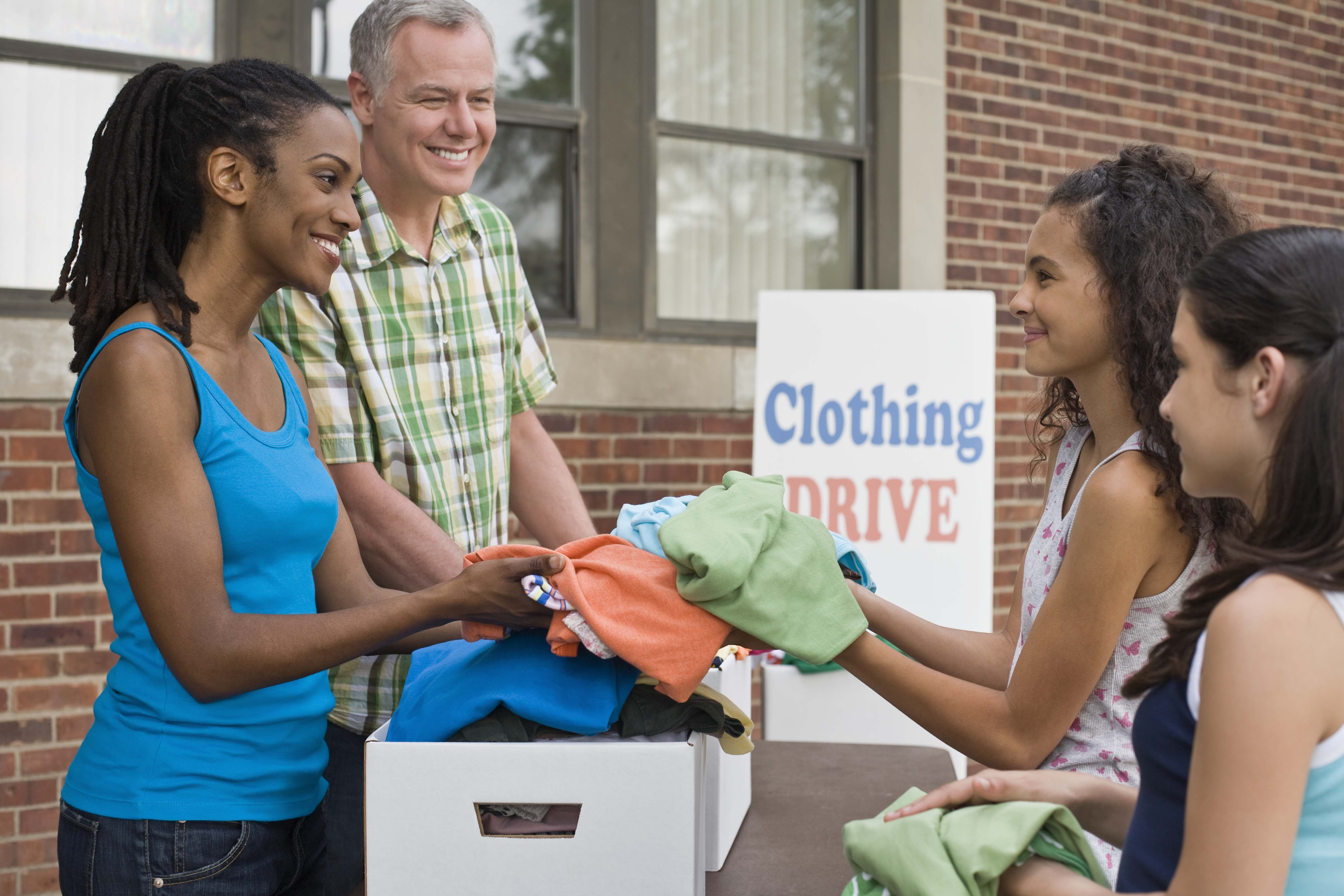 Clothing Donations to Veterans in Need - Berkshire ...