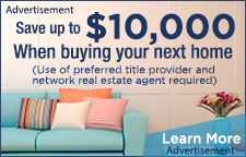 PenFed Realty Real Estate Rewards Save Up To $10,000 When Buying Your Next Home Using a Preferred Title Provider and Network Real Estate Agent Required