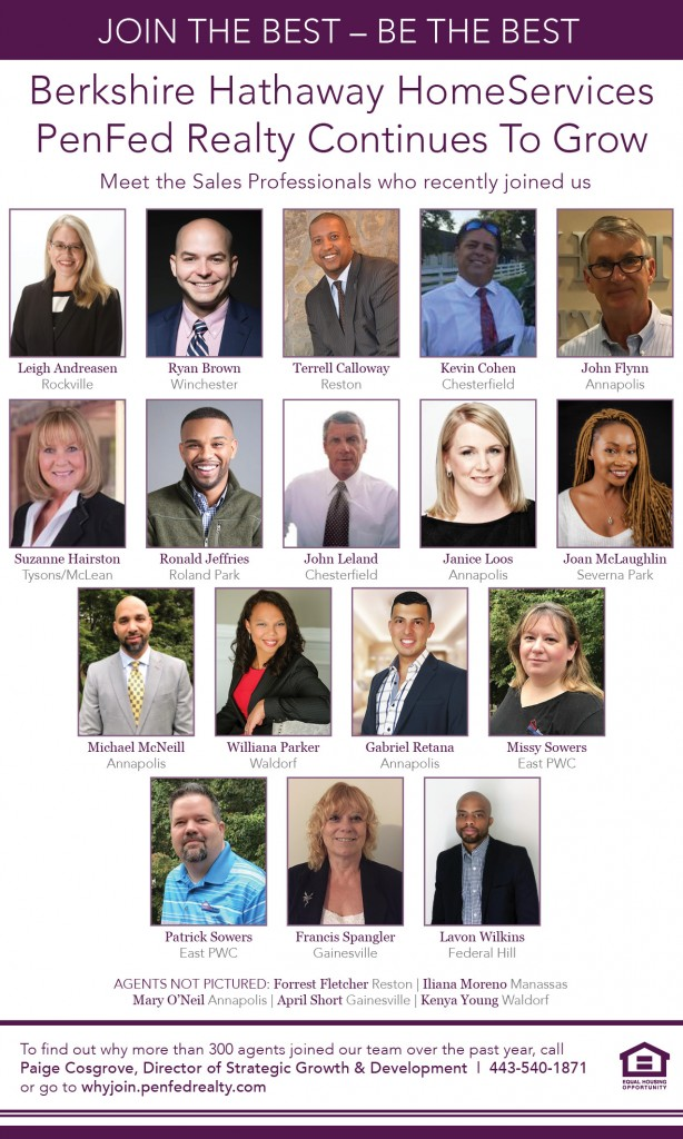 Our New Sales Professionals_Sept 2017