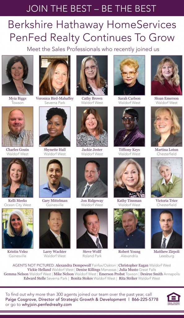 Our New Sales Professionals_April 2018